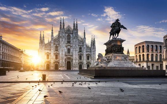 Milán te espera