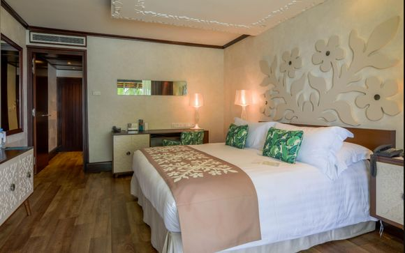 InterContinental Resort Tahiti 4*