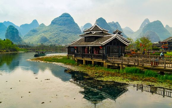 Itinerario - extensión a Guilin (opción 2)