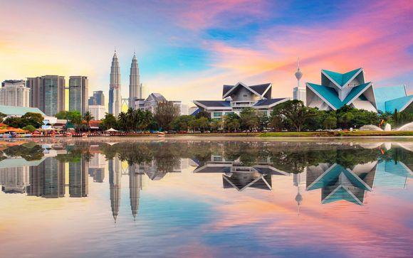 Malasia te espera