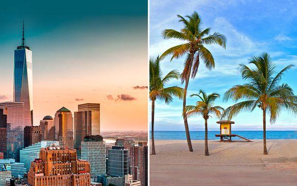 Estados Unidos Nueva York DoubleTree by Hilton Metropolitan 4* y Pestana South Beach 4* desde ...