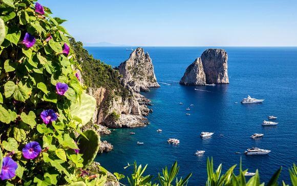 Recorrido por Isquia, Capri y Nápoles