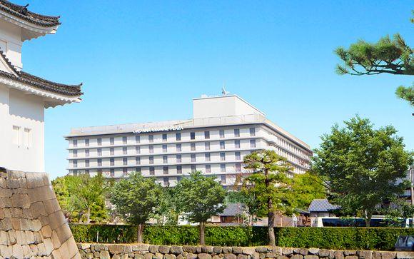 Hotel Ana Crowne Plaza Kyoto 4*