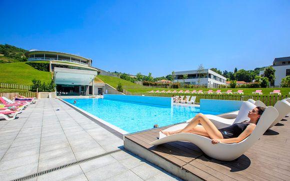 Gran Hotel Las Caldas Villa Termal 5*