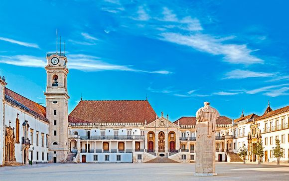 Coimbra te espera