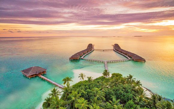 Extensión en Medhufushi Island Resort 4*