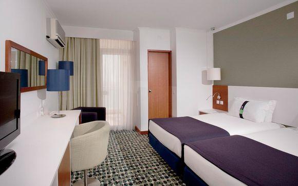 El Hotel Holiday Inn Algarve le abre sus puertas