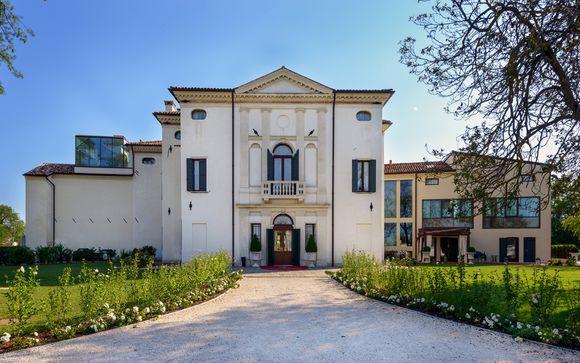 Elegante villa veneciana del siglo XVI