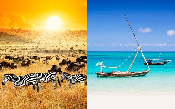 Safari con extensión a Hotel Casa del Mar