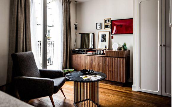 El Hotel Le Pigalle le abre sus puertas