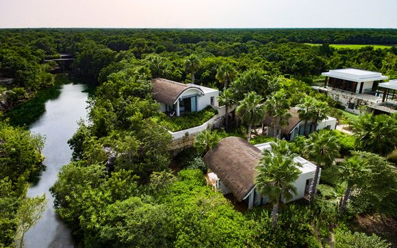 Andaz Mayakoba Riviera Maya