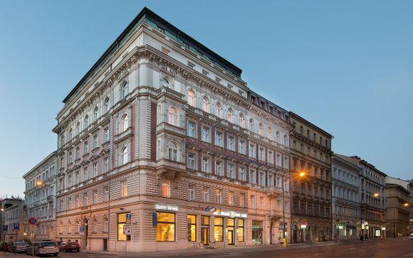 Suite Home Prague 4*
