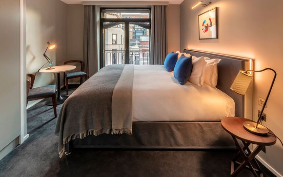 Nadler Covent Garden 4*