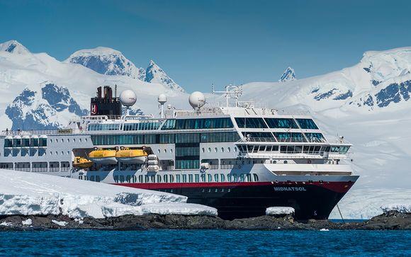 MS Midnatsol de Hurtigruten