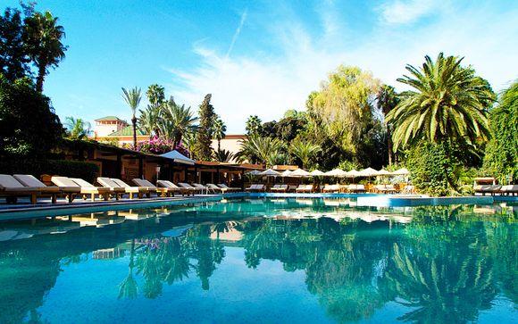 Marruecos Marrakech - Es Saadi Marrakech Resort - Hotel 5* desde 145,00 €