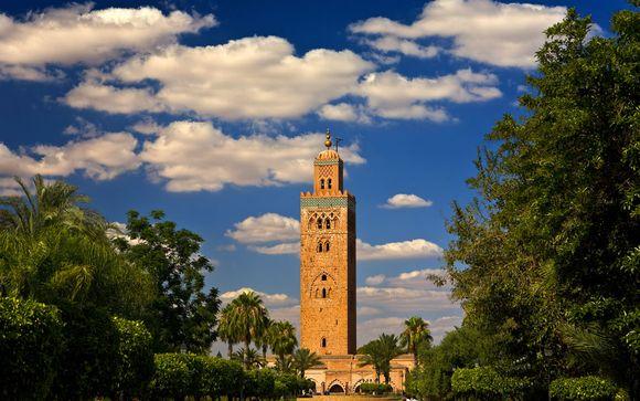 Marruecos Marrakech - Riad Les Oliviers desde 44,00 €