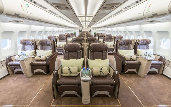 El Airbus 340 VIP