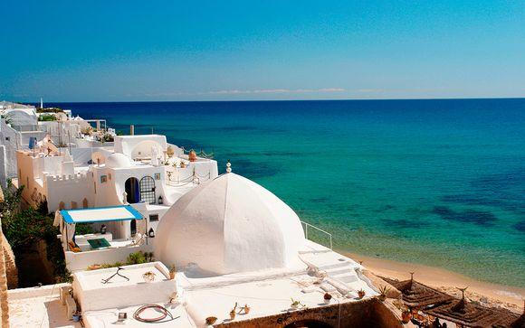 En la costa tunecina con Todo Incluido y vuelos