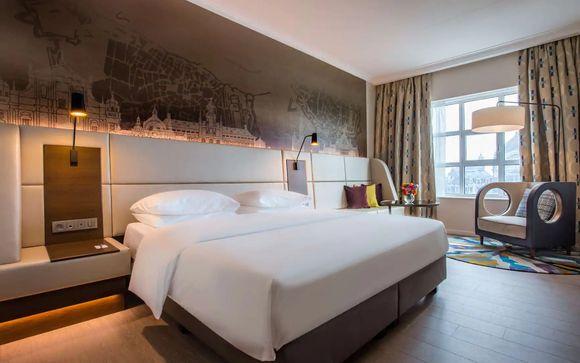 Radisson Blu Astrid Hotel 4*