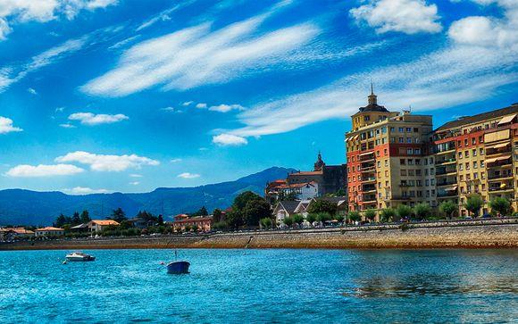 España Hondarribia - Hotel Rio Bidasoa 4* desde 119,00 €
