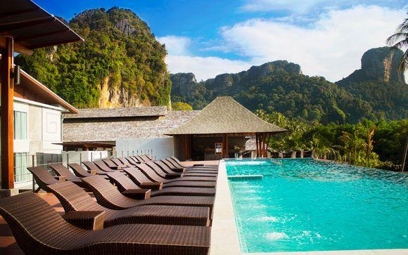 Well Hotel Bangkok 5* y Railay Princess Resort and Spa 4*