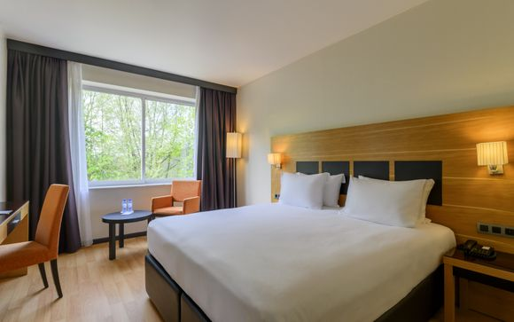The President Brussels Hotel 4* (solo opción 2)