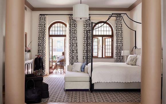 El Belmond Mount Nelson Hotel 5* le abre sus puertas