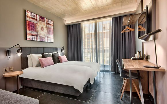 Number 11 Urban Boutique Hotel