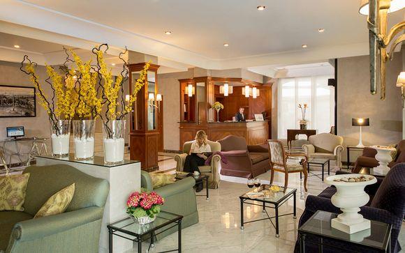 El Hotel Santa Costanza 4* le abre sus puertas