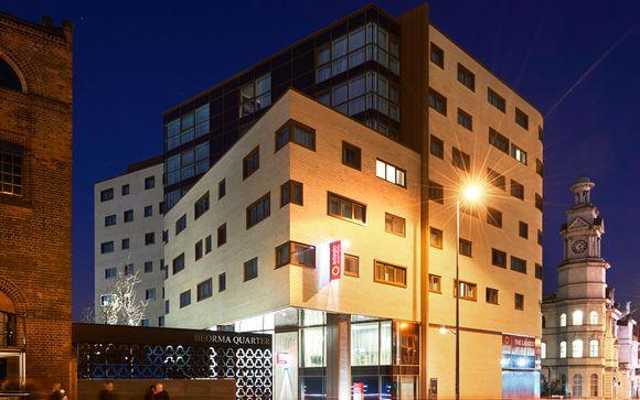 Aparthotel Adagio Birmingham City Centre 4*
