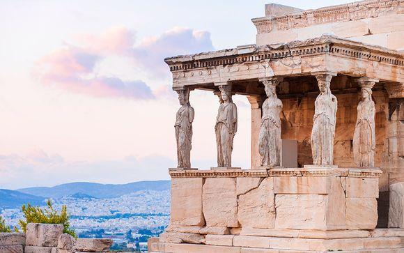 Escapada a Atenas con visitas