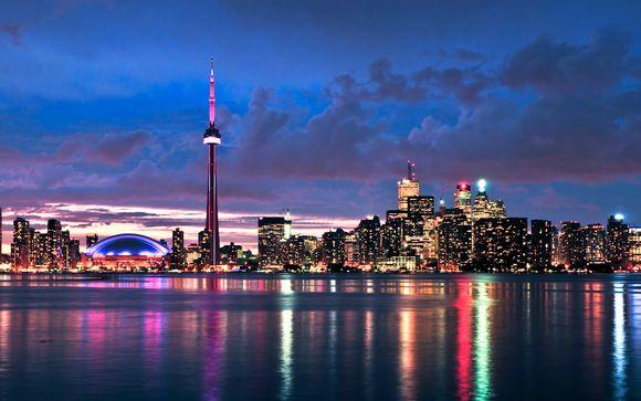 Canadá Toronto Costa Este con 5 noches en Nueva York desde 2.695,00 €