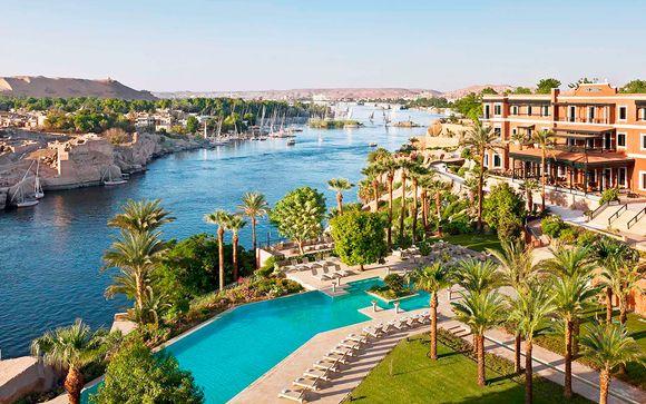 Egipto El Don del Nilo con Marriott y Old Cataract 5*