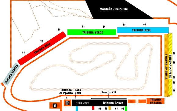 Circuito Ricardo Toronto MotoGP