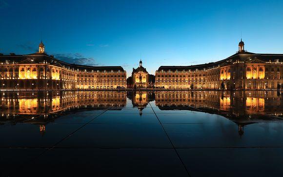Francia Burdeos - Hotel de Normandie 4* desde 83,00 €