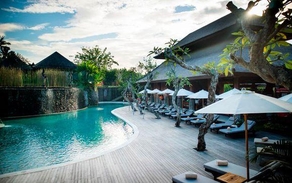 Indonesia Ubud - Visesa Ubud Resort 5*, Lembongan Beach 4* y The Club Villas 5* desde 1.121,00 €