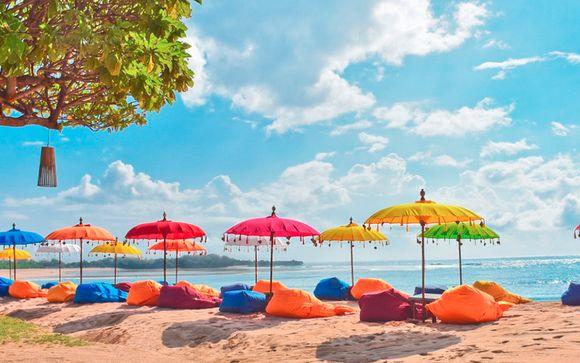Petit Hotel Bali 4* y The Sintesa 5*