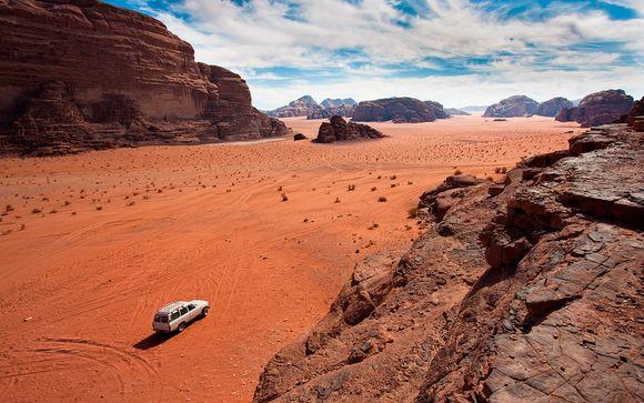 Aventura en Jordania