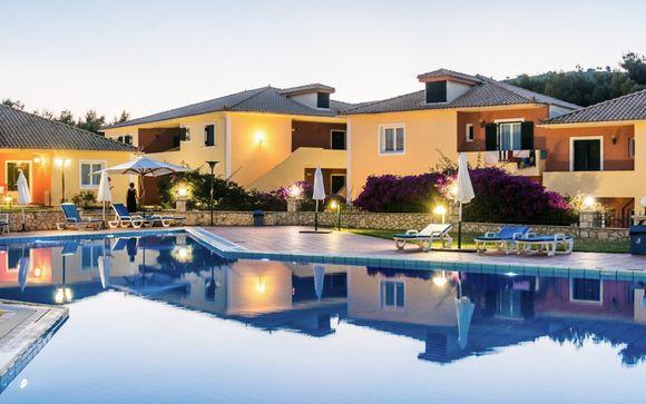 El hotel Keri Village & Spa 4* by Zante Plaza (Adults Only) le abre sus puertas