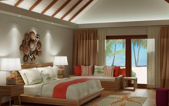 Cinnamon Dhonveli Resort