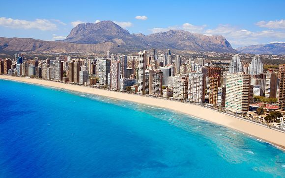 Marconfort Benidorm Suites 4* - All Inclusive