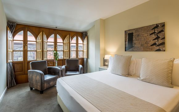 España Salamanca - Hotel Room Mate Vega desde 60,00 €