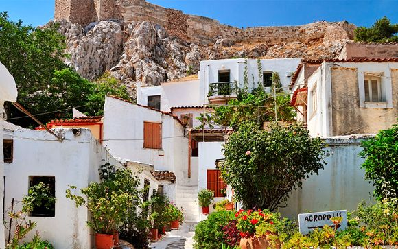 Hotel Athens Manor Houses