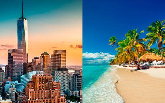 The Jewel Hotel NY 4* y Hotel Breathless Punta Cana 5*