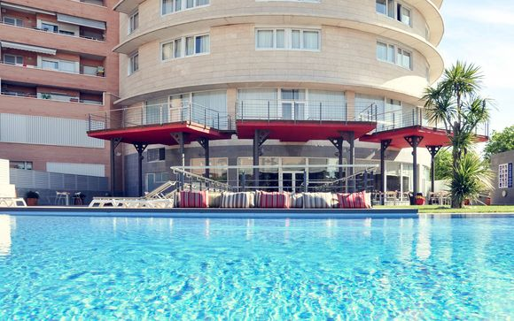 Aparthotel Mercure Atenea Aventura 4*