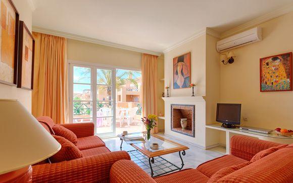 Apartamentos Deluxe de 1 o 2 habitaciones Vista al Mar