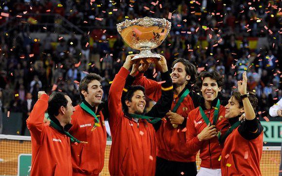 Copa Davis Madrid 2019