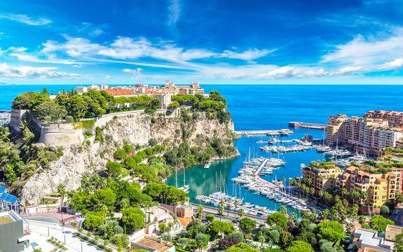 Paquete opcional: Conoce las 5 Maravillas del Mediterráneo (4 excursiones)