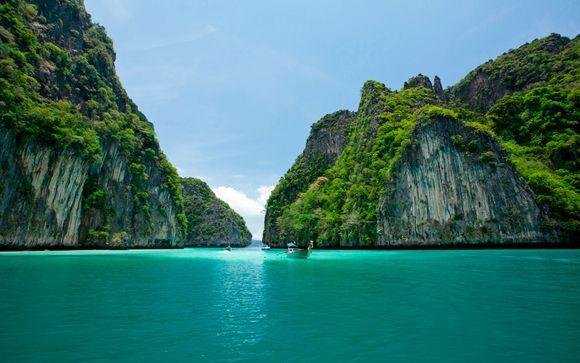 Combinado en Bangkok y Phuket