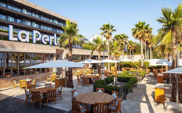 La Perla Hotel & Villas 5*